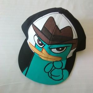 Disney Perry the Platypus Adjustable Snapback